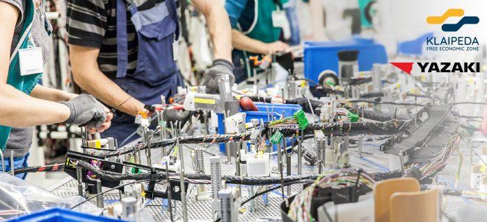 yazaki lithuania reports 10 revenue growth for 2017 after rh fez lt yazaki wiring technologies lietuva atlyginimas yazaki wiring technologies lietuva uab